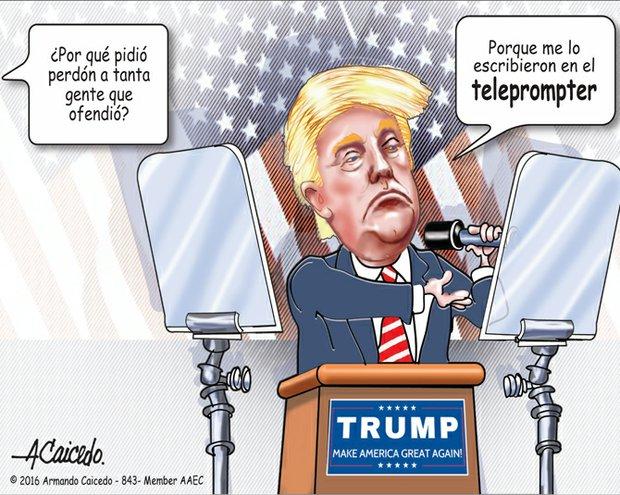 El Trumperdón