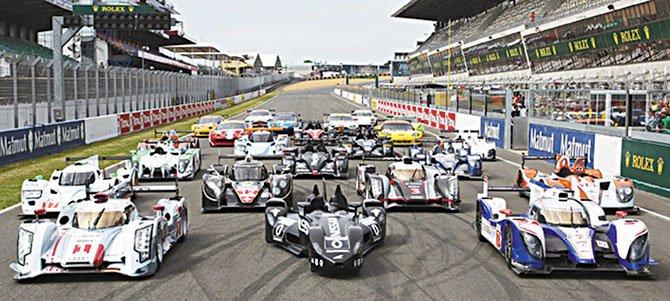 Le Mans  en el COTA
