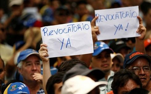 """Venezolanos planean la """"Toma de Copley Square"""" para protestar en contra de Maduro"""