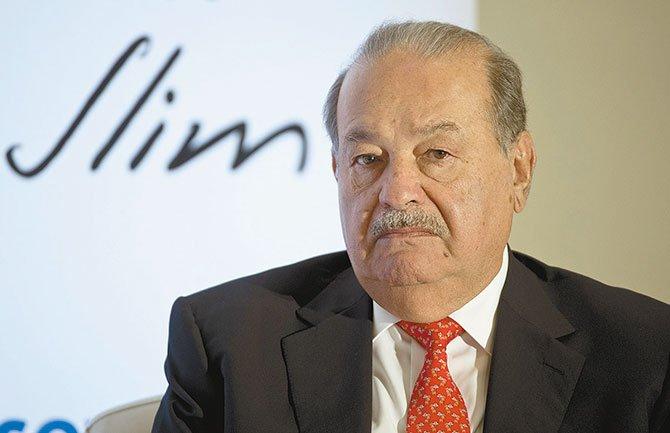 Carlos Slim respalda candidatura Demócrata