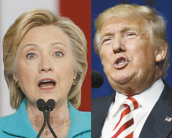 Candidatos presidenciales se enfrentarán en tres debates