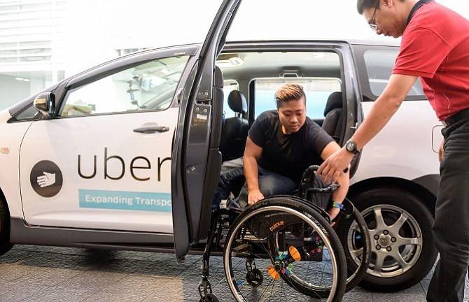 MBTA se asocia con Uber y Lyft para ofrecer viajes a pasajeros discapacitados