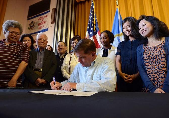 El Alcalde Walsh inicia Semana Nacional de Bienvenidas con eventos para inmigrantes
