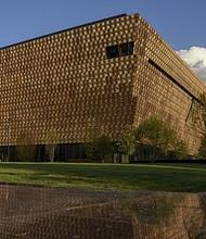 Museo de Cultura e Historia Afroamericana en Washington, DC.