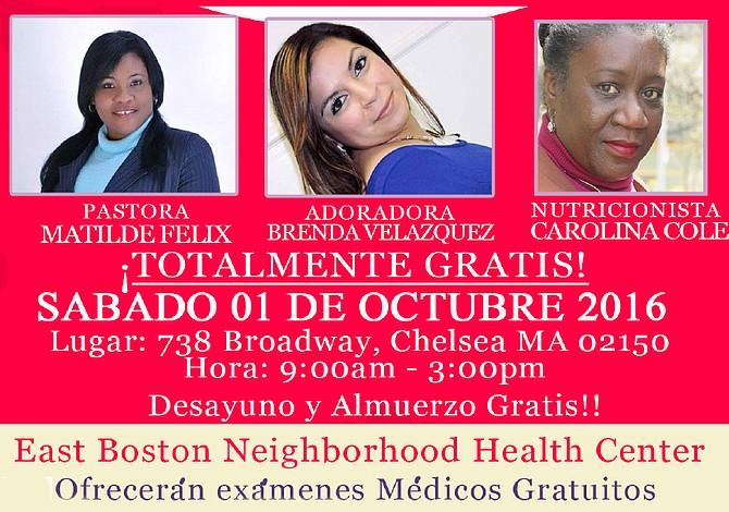 Feria de salud integral para mujeres, un evento gratuito con invitadas especiales