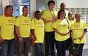 JUNTOS. Trabajadores de Food Star en la sede del Condado de Arlington, el sábado 24 de septiembre de 2016.