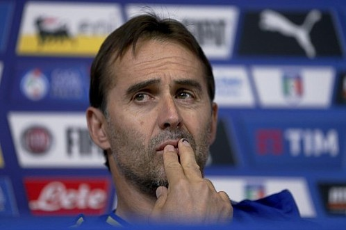Lopetegui confirma la titularidad de Diego Costa