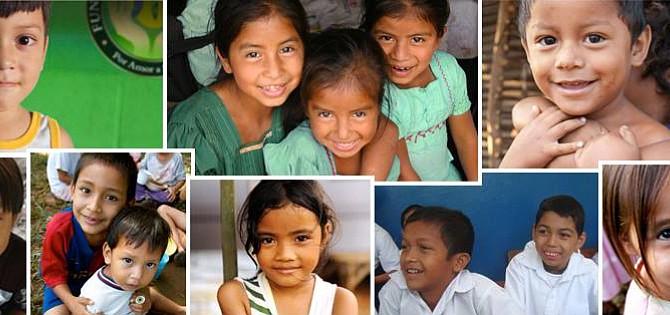 Cena a beneficio de los niños salvadoreños con necesidades especiales