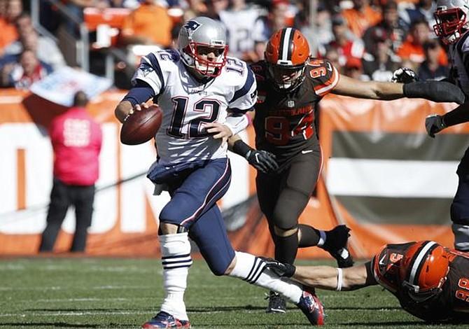 """Tom Brady regresa y da el triunfo a los Patriots con una actuación """"fuera de serie"""""""