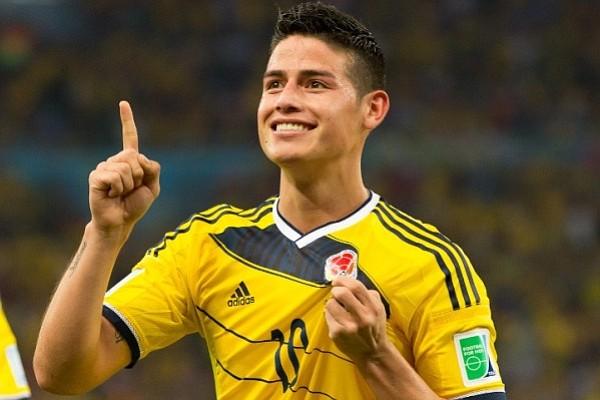 James Rodríguez sufre grave lesión que lo aparta por el resto del año de las canchas