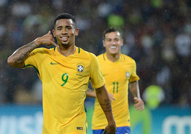 Brasil superó a Venezuela y es líder de las eliminatorias de Conmebol