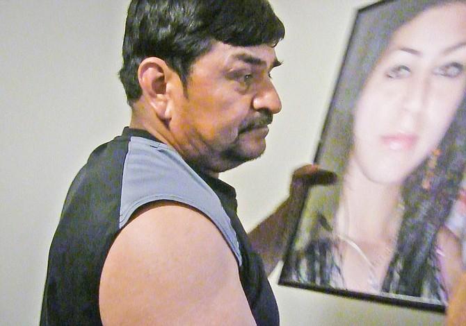 Su hija es asesinada mientras espera en El Salvador la petición de asilo en Estados Unidos