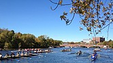 Competencia de Regata Head of The Charles