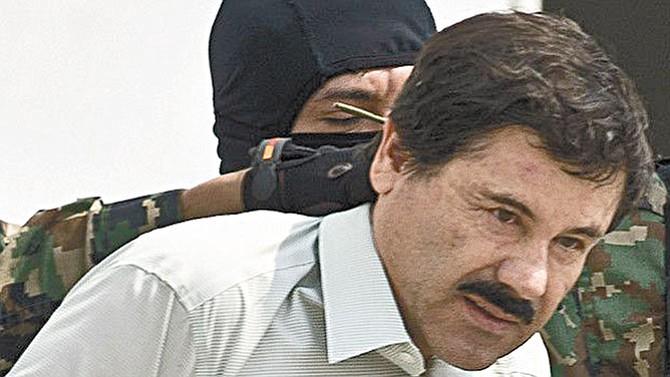 Esperan extraditar el próximo año a Joaquín 'el Chapo' Guzmán