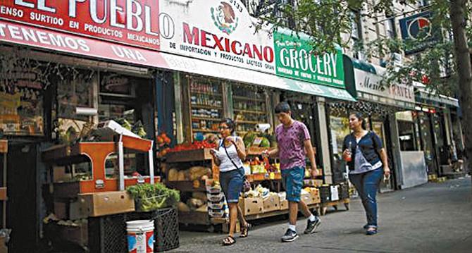 Mexicanos crean miles de empleos en EU