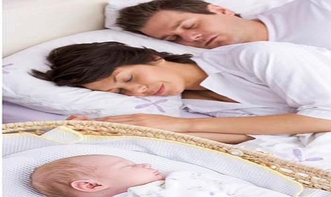 Beb s deben dormir en la habitaci n de sus padres los for Idea de la habitacion de los padres