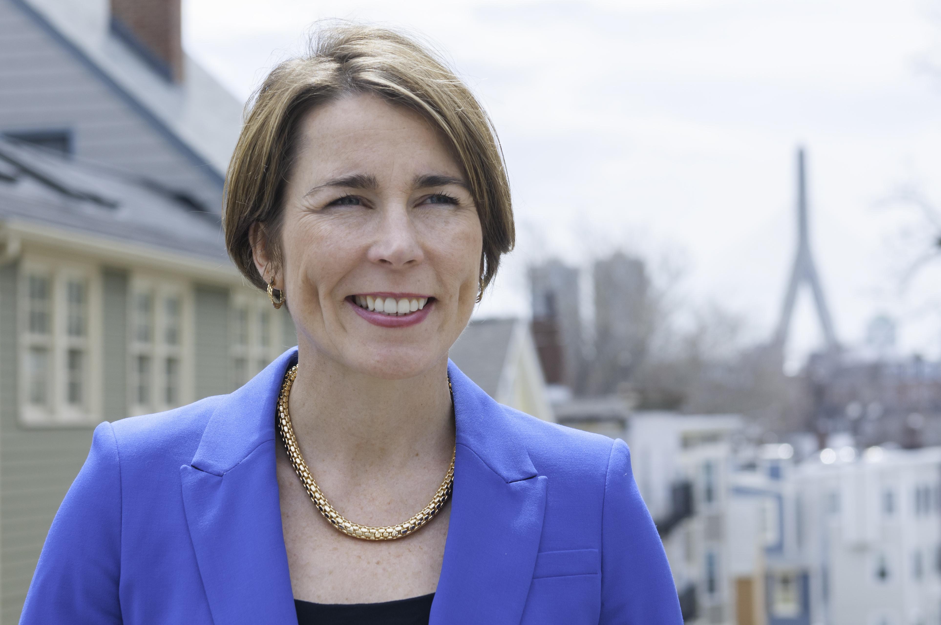 Maura Healey, Fiscal General de Massachusetts