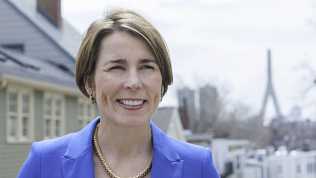 Maura Healey, Fiscal General de Massachusetts