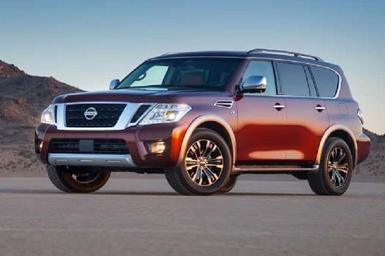 Nissan armada platinum 2017 primera prueba el sol for Motores y vehiculos nj