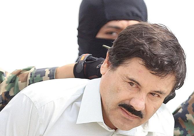 Narcotraficante  'El Chapo' se victimiza