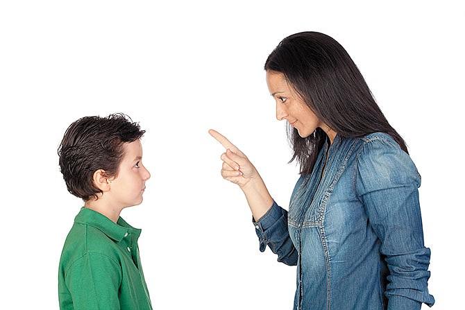 Entre la sobreprotección y el amor a los hijos