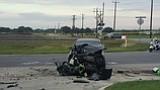 Un motociclista murió después de un accidente con un vehículo en el condado de Bexar