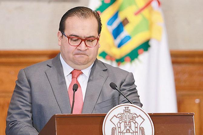 Recompensa por Javier Duarte de Ochoa