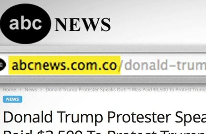Guía para identificar las noticias falsas en Internet