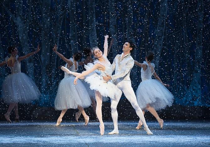 "Vuelve la magia de ""El Cascanueces"" del Boston Ballet"