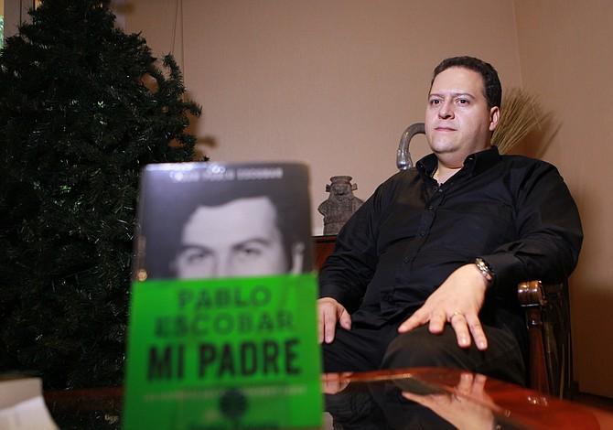 "Hijo de Pablo Escobar: ""Netflix ha convertido a mi padre en un héroe"""