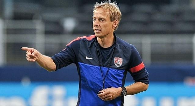 Jürgen Klinsmann es cesado como técnico de los Estados Unidos