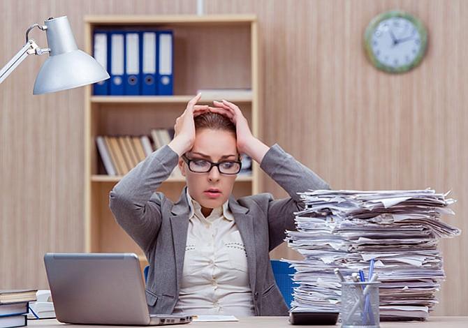 Libérate del estrés laboral