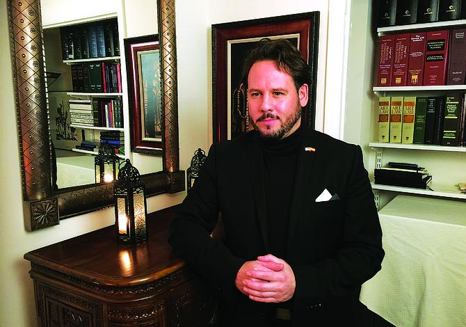 Israel Lozano, pasión por la ópera