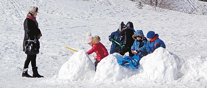 ¡Nevará en Bastrop!