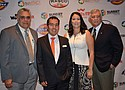René Velazco-Building Official/Director for the City of Doral, Rafael O. Molina-CEO Sumymca, Gabriela Morales-CFO Sumymca y Julian H. Perez-Planning & Zonning Director City of Doral