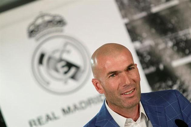 Zidane pide una renovación de por vida para Cristiano Ronaldo