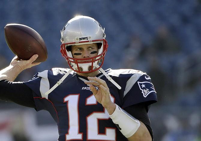 Patriotas vencen a Rams y Tom Brady se convirtió en el quarterback más ganador con 201 victorias
