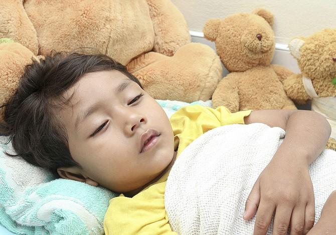 La intoxicación por plomo en los niños