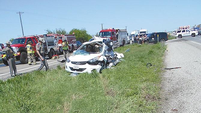 Campaña estatal para detener los accidentes de tránsito