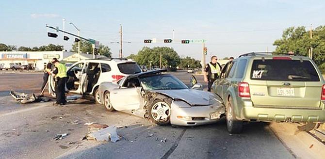 No más muertes en las carreteras de Texas
