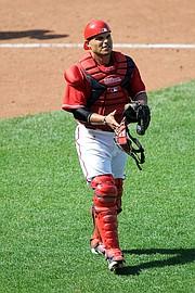 RECEPTOR. El puertorriqueño Iván Rodríguez es uno de los firmes candidatos a ingresar al Salón de la Fama del Béisbol en 2017.