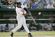 BATEADOR. Melvin Mora acumuló números suficientes para aspirar a un nicho en el Salón de la Fama del Béisbol.