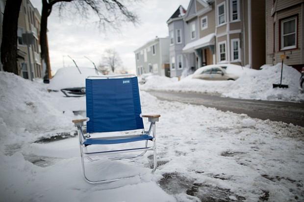 Todo lo que necesita saber para estacionar en Boston cuando cae nieve