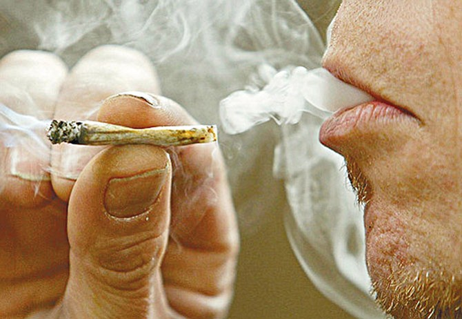 Consumo de marihuana superó al de tabaco