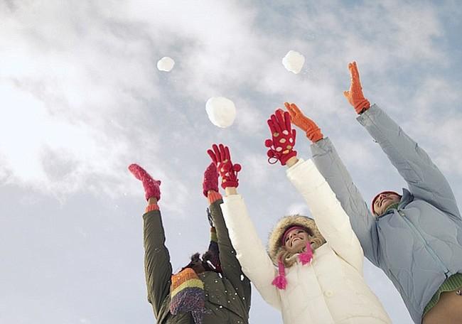 8 consejos para sobrevivir al invierno de Washington, DC