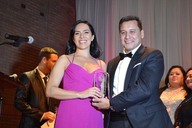 Cámara de Comercio Salvadoreña Americana celebró 15 años de trabajo en en Washington