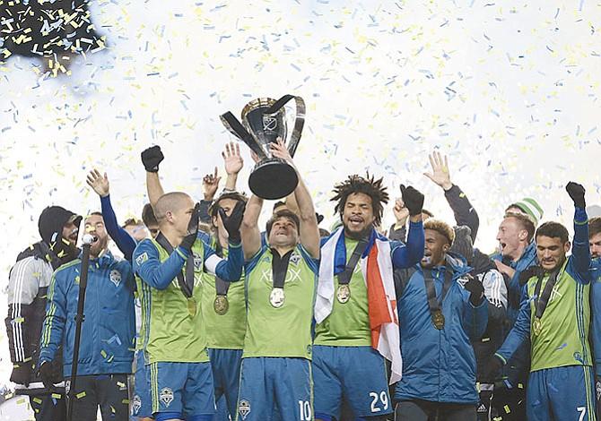 Seattle Sounders campeón de la MLS