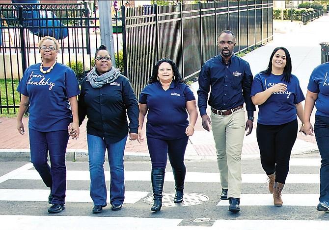 Labor comunitaria en pro del bienestar