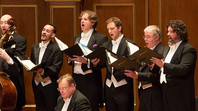 Cortesía de Handel and Haydn Society