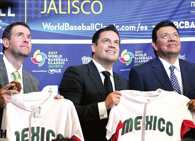 Clásico de Béisbol: México va con todo